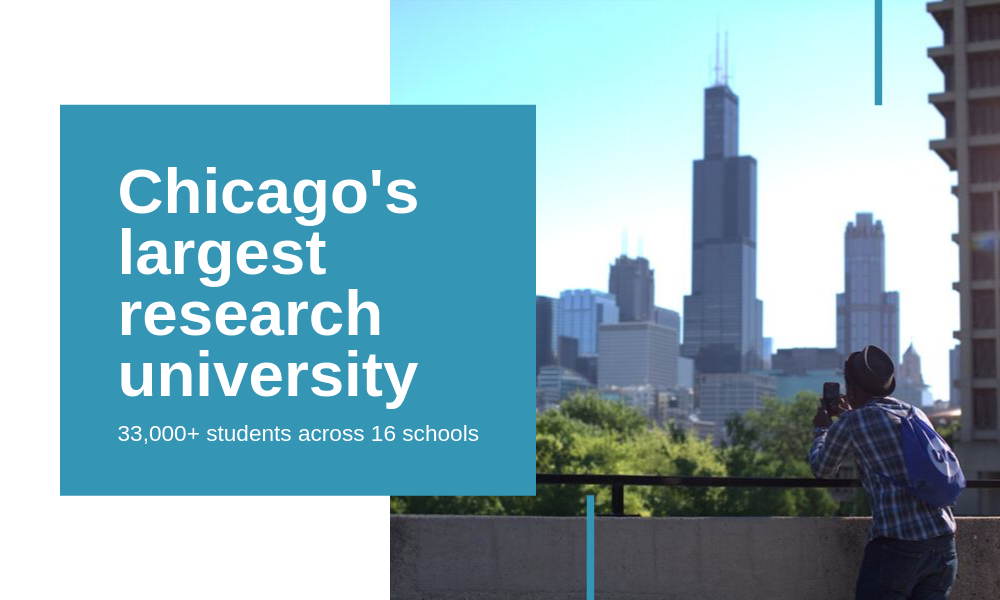 chicago's largest research university